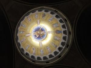 """Купол кафедрального собора """"Святого Саввы в Белграде"""""""